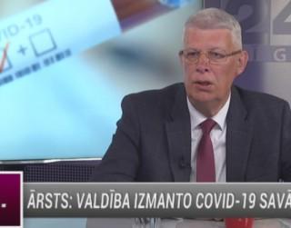 Video: Zatlers: Valdības savtīgums ir visu Latvijas iedzīvotāju labā
