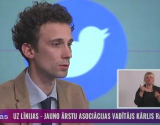 Video: Rācenis: Ja netiks palielinātas mediķu algas, daudzi ārsti aizbrauks no Latvijas