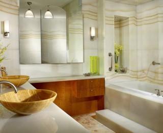 Foto: 30 lieliskas idejas nelielu vannasistabu iekārtošanai