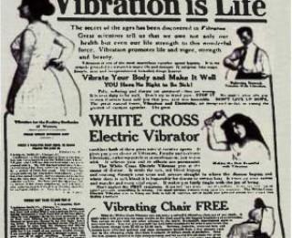 Vibratora vēsture