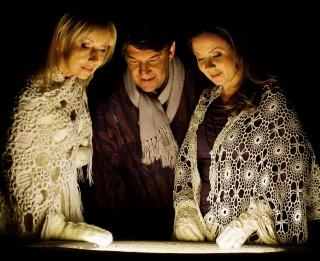 """Evita Zālīte, Ieva Akuratere un Ingus Pētersons gatavi Ziemassvētku koncertsērijai """"Pie Tavas sirds"""""""