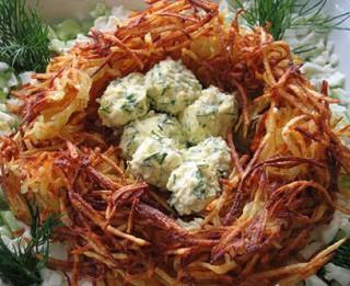 """Salāti """"Lieldienu ligzda"""""""