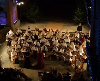 """II kokļu mūzikas ziemas festivāls """"Kokļu skaņas ziemas mirdzumā"""""""
