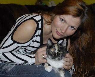 """""""Savu Cilvēku ikvienam dzīvniekam!"""" pārliecināta ir aktrise Ieva Aleksandrova-Eklone"""