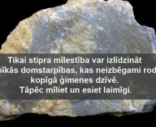 28. maija dienas veiksmes akmens- ĢIPSIS