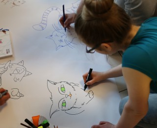 100 mākslinieki Latvijai un visiem mums