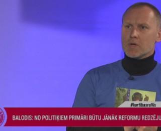 Video: Gobzems: Krīze pierādījusi, ka puse no ministriju ierēdņiem nav nepieciešami