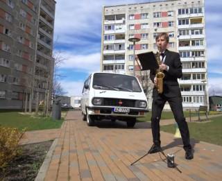 Video: #atverlogu koncerti Ventspils pagalmos