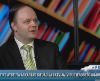Video: Ilmārs Poikāns aicina sabiedrību aukstasinīgi mazināt riskus Covid-19 izplatīšanai