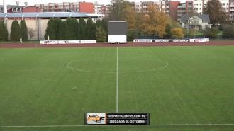 <b>Ventspils - RFS </b><br>Viensviens Latvijas kauss futbolā. Pusfināls