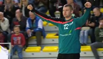 Video: Kukša lielisks vārtos, Latvijai uzvara pār Slovākiju
