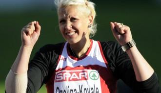 """Sinta Ozoliņa: """"Ja šogad būs rezultāti, tad zināšu, ka esmu uz pareizā ceļa"""""""