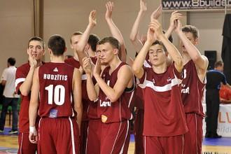 Jānis Gailītis: Pārsvaru panācām, kad sākām spēlēt kā komanda