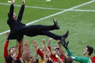 "Startē ""La Liga"": ""Barcelona"" un ""Real"", plus čempione ""Atletico"""