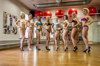 """""""Miss Bikini Fitness"""" dalībnieces gatavojas 21. septembra fināla iznācienam (+video)"""
