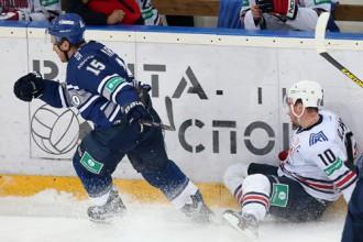 KHL nosauc Mozjakina traumu par nelaimes gadījumu, Karsums netiks sodīts