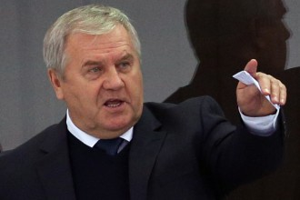 """Krikunovs vadīs Baltkrievijas izlasi, """"Slovan"""" trenera pienākumus pildīs Matikainens"""