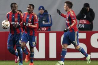 Cauņa pēc 13 mēnešu pauzes atgriežas laukumā, CSKA izglābjas