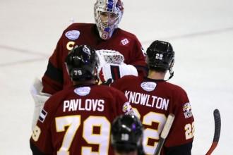 Freibergam un Pavlovam pa piespēlei savstarpējā ECHL mačā