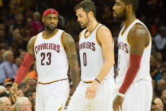 """Džeimss: """"""""Cavaliers"""" šobrīd ir trausla komanda"""""""