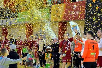 Handbola Virslīgas otrā Zvaigžņu spēle notiks Ludzā