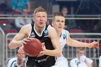 VEF gatavojas dubultot uzvaru skaitu pret Ungārijas čempioniem