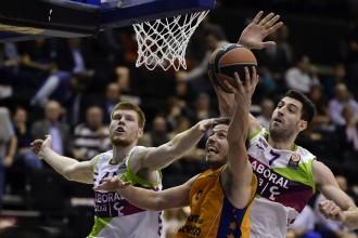 """Bertānam un """"Baskonia"""" izcils vakars: uzvara pār """"Olympiacos"""""""