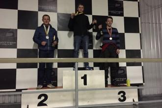 Laipnieks uzvar, bet OpenKart čempiona titulu iegūst Jaunzemis