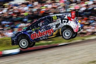 """Nitišam """"Supercar"""" debijas sezonas pēdējais starts Argentīnā"""
