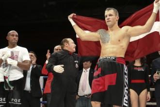 Mairis Briedis atzīts par 2014. gada Eiropas cilvēku Latvijā