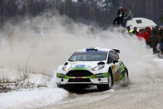 """Eiropas rallija čempionāta līderi gatavi """"Rally Liepāja"""" izaicinājumam"""