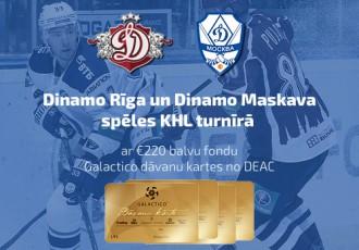 ScoreFellas.lv piedāvā: Dinamo prognozes kopā ar DEAC