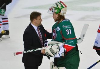 Video: Labākie atvairījumi KHL ceturtdaļfinālos