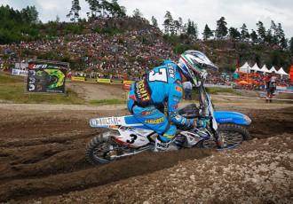 """Video: Kandavas Superkausā """"MX Pro"""" klasē dominē igauņu sportisti"""