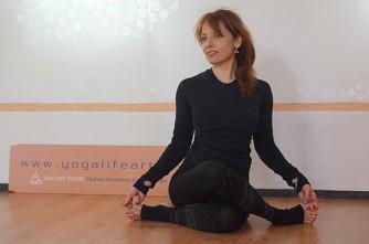"""Video: #12 """"Joga ar Baibu Kranāti"""" –  MEDITĀCIJA"""