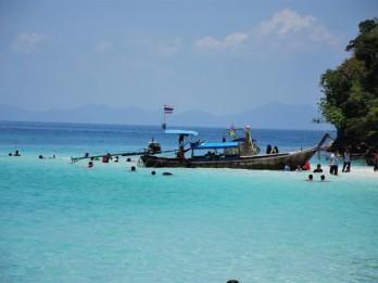 Taizemes dienvidi. Ceļojuma apraksts+ foto