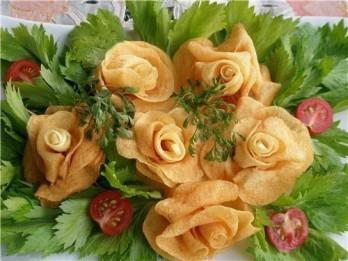 Kartupeļu rozītes