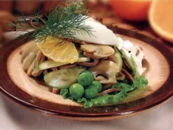 Gardie mēles salāti