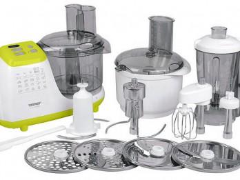 Padomi, kā pareizi izvēlēties virtuves kombainu