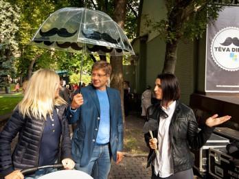 Video: Rīgas mēra Nila Ušakova videosveiciens Tēva dienā