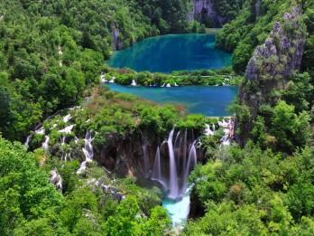 Iespaidīgākie un skaistākie dabas brīnumi Eiropā