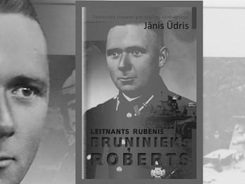 """Apgāds """"Zvaigzne ABC"""" izdevis Jāņa Ūdra vēsturisko romānu  """"Leitnants Rubenis. Bruņinieks Roberts"""""""