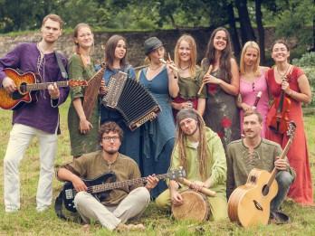 """17. decembrī Latvijas Universitātes Botāniskajā dārzā uzstāsies grupa """"Daba San"""""""