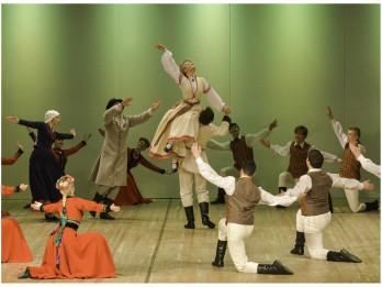 XX Jaunrades deju konkursā uzvaru gūst horeogrāfi  Agris Daņiļevičs un Dagmāra Bārbale