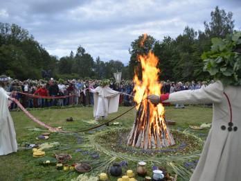 Vasaras saulgriežu svētki Turaidā