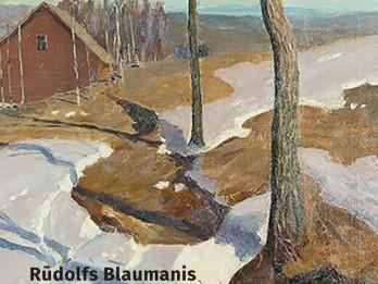 Vācijā iznākusi Rūdolfa Blaumaņa prozas grāmata vācu valodā