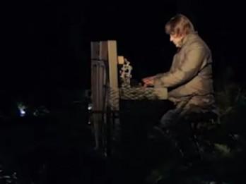 """Video: Jānis Lūsēns par mūziku un jauno skaņdarbu """"Aiz ezera..."""""""