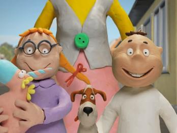 Divas Latvijas animācijas filmas skolēnu brīvdienās