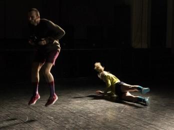 """Ģertrūdes ielas teātrī pirmizrāde Agates Bankavas iestudējumam """"Memor"""""""