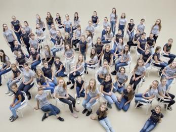 Rīgas Doma meiteņu koris TIARA atzīmēs 20 gadu jubileju